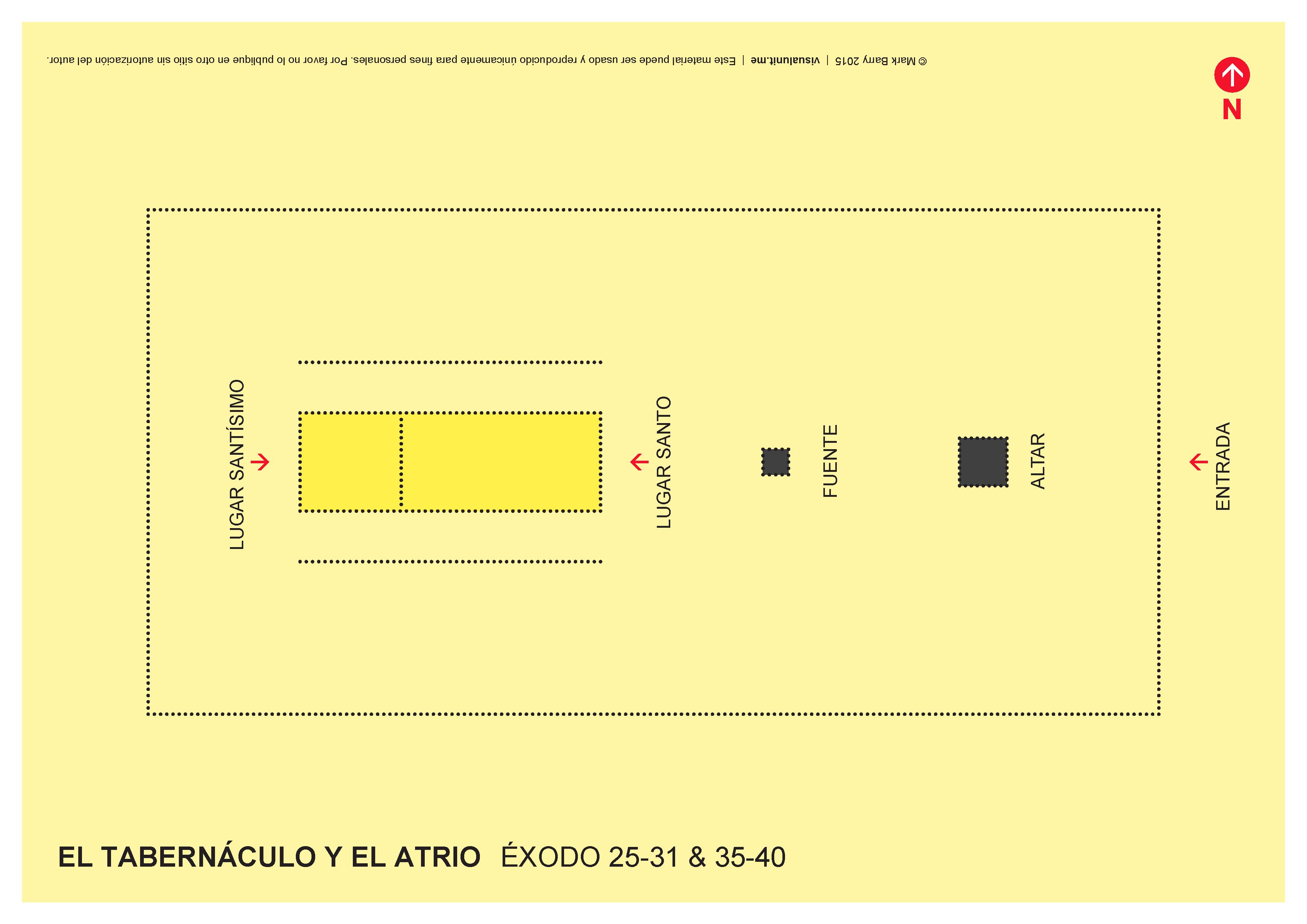 tabernacle visual unit